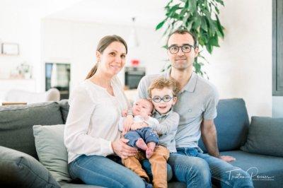Séance Famille Marion et Romain