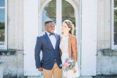 Mariage civil Claire et Mohamed