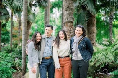 Séance Amies et Famille Sonia