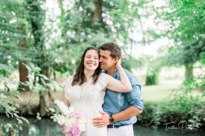 Mariage civil Marie et Jonathan