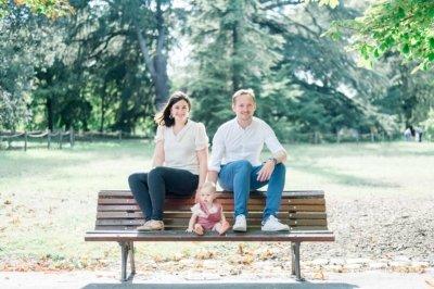 Séance Famille Caroline et Mathias
