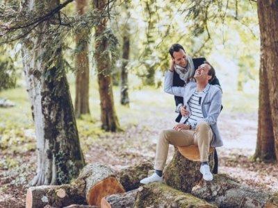 Séance Engagement Arnaud et Ludovic