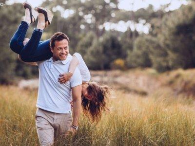 Séance Engagement Justine et David