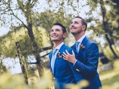 Protégé: Mariage David et Pierre