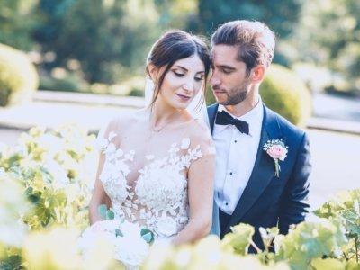 Mariage Marion et Anthony