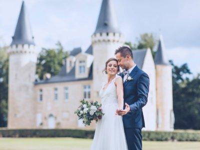 Mariage Justine et David