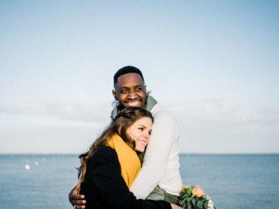 Séance Engagement Claire et Mohamed