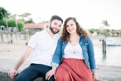 Séance Engagement Elise et Jérôme